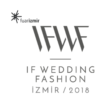 IF Wedding Fashion İzmir Fuarı