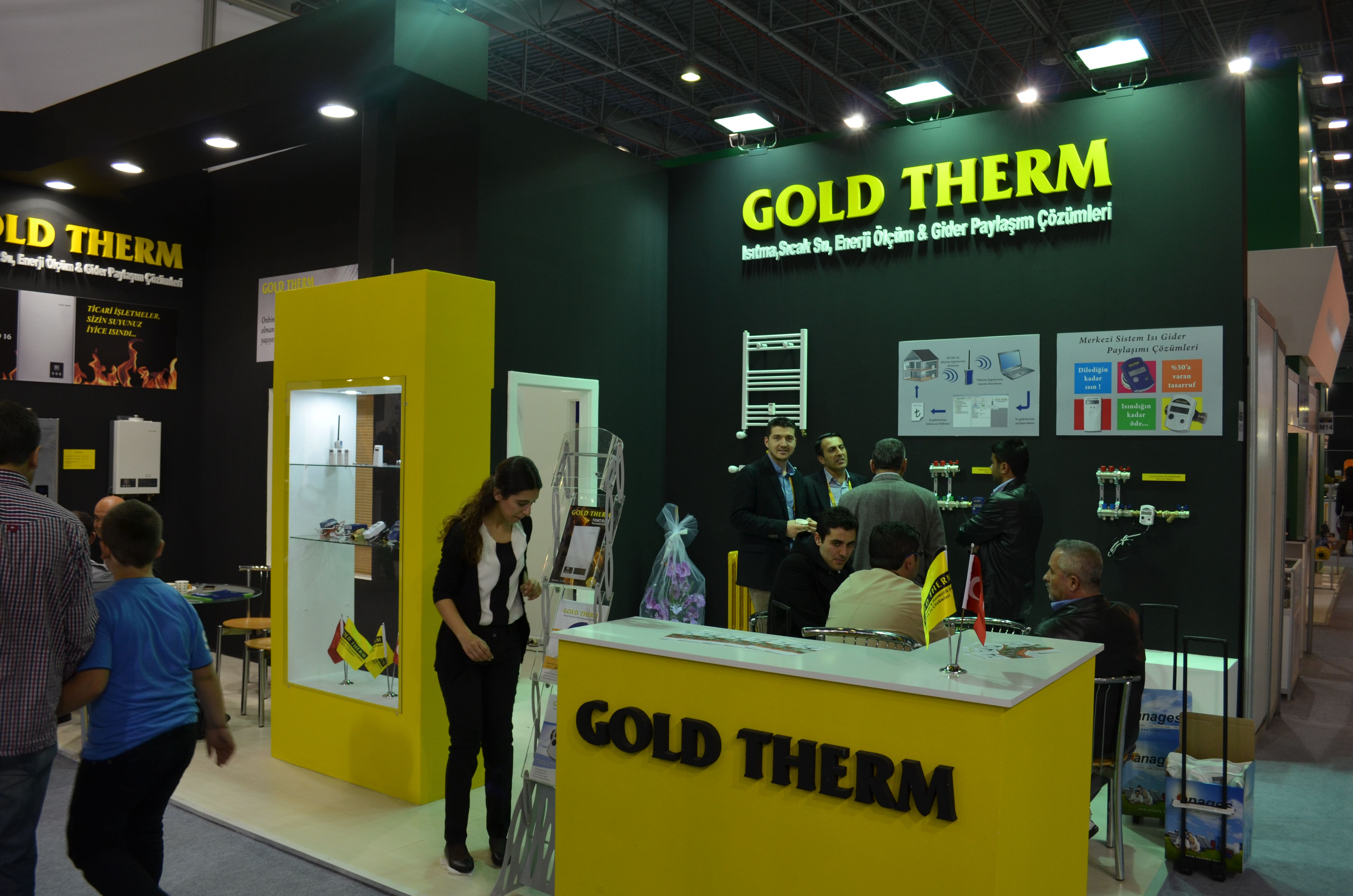 GOLD THERM 2014